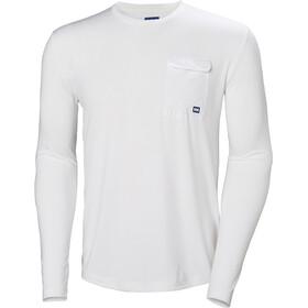 Helly Hansen Lomma - Camiseta de manga larga Hombre - blanco